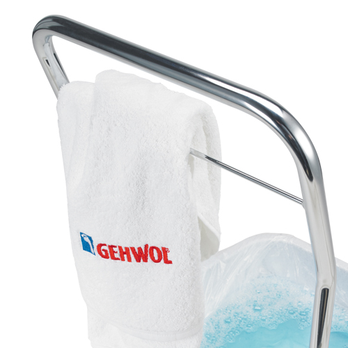 Фирменное полотенце для ног GEHWOL