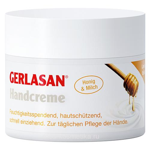 Gerlasan Мед и Молоко Крем для рук