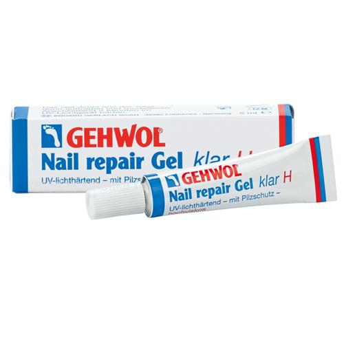 Восстанавливающий гель для протезирования Геволь NAIL REPAIR GEL