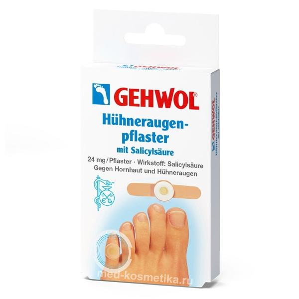 Gehwol Пластырь от мозолей на пальцах ног