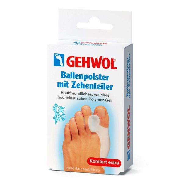Гель-корректор с накладкой на большой палец Gehwol