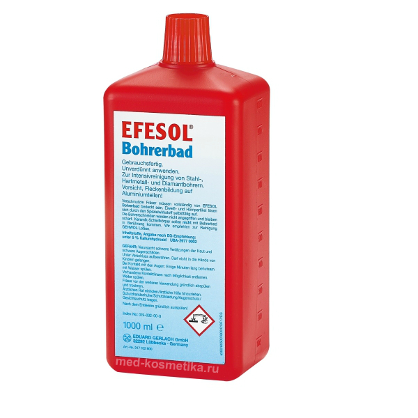 Эфезол Efesol Bohrerbad 1 литр