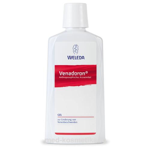 Тонизирующий гель для ног Venadoron Weleda