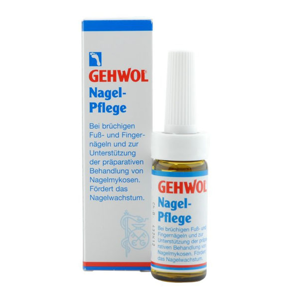 Средство для ухода за ногтями ГЕВОЛЬ NagelPflege 15мл