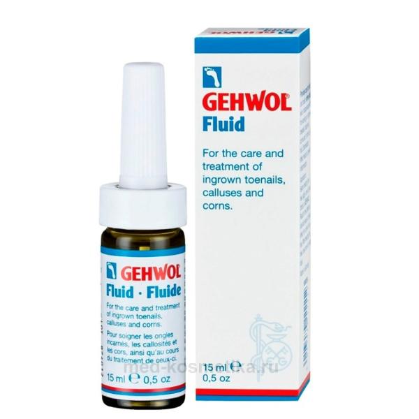 Жидкость Флюид Gehwol Fluid 15 мл