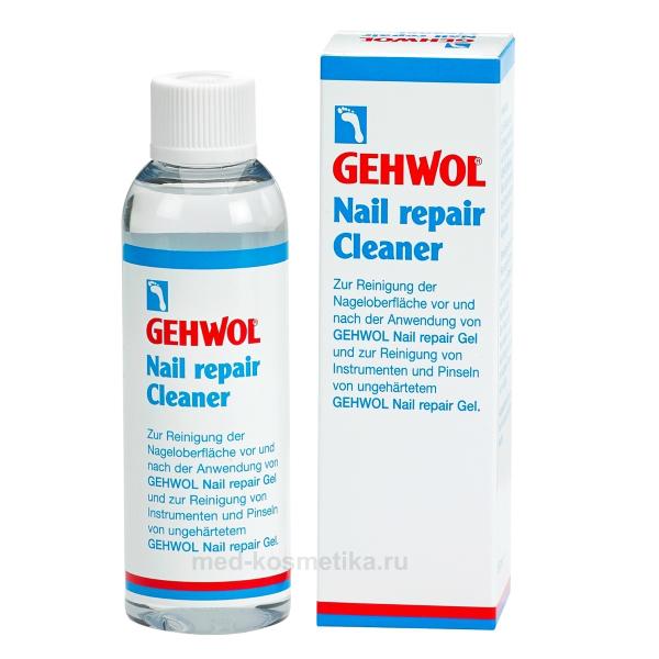 Очиститель для ногтей Геволь Nail Repair Cleaner Gehwol, 150 мл