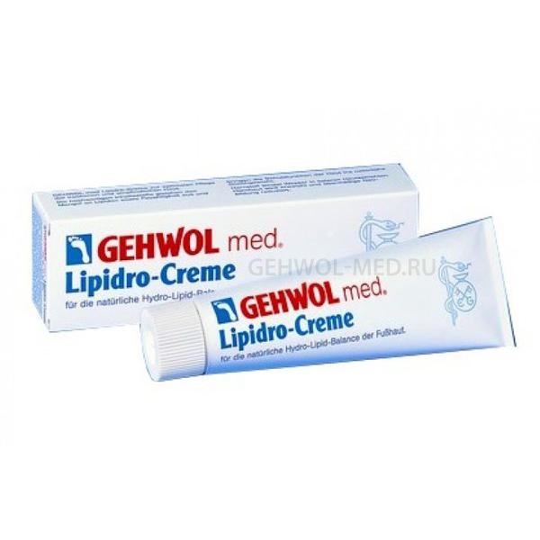 Крем Гидро-баланс GEHWOL LIPIDRO CREME 20 мл
