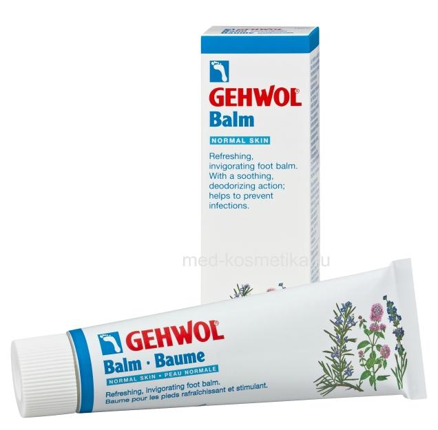 Тонизирующий бальзам Жожоба для норм/кожи BALSAM GEHWOL 125 мл