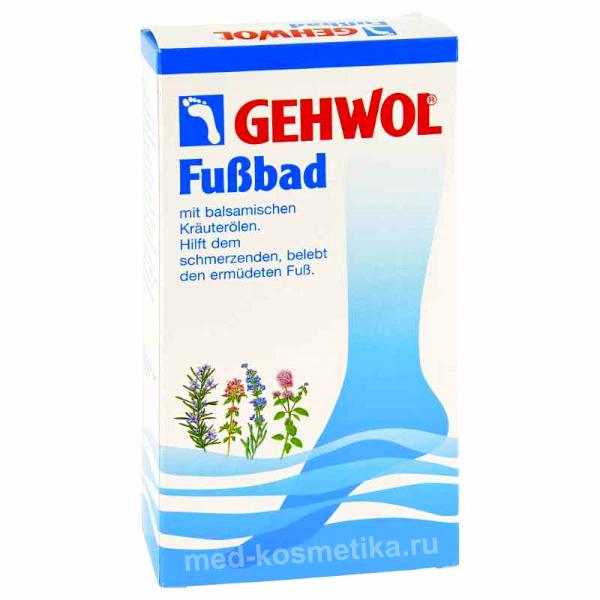 Ванна для ног GEHWOL FUSSBAD 400 грамм